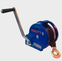 Лебедка с колан KNOTT - RО 450kg 1  малка